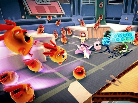Tiny Brains Coming To PS4 In Early December