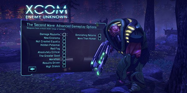 XCOM: Enemy Unknown's Free Second Wave Title Update Changes How You Play