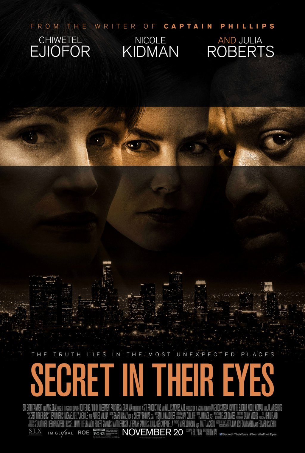 Secret In Their Eyes Review