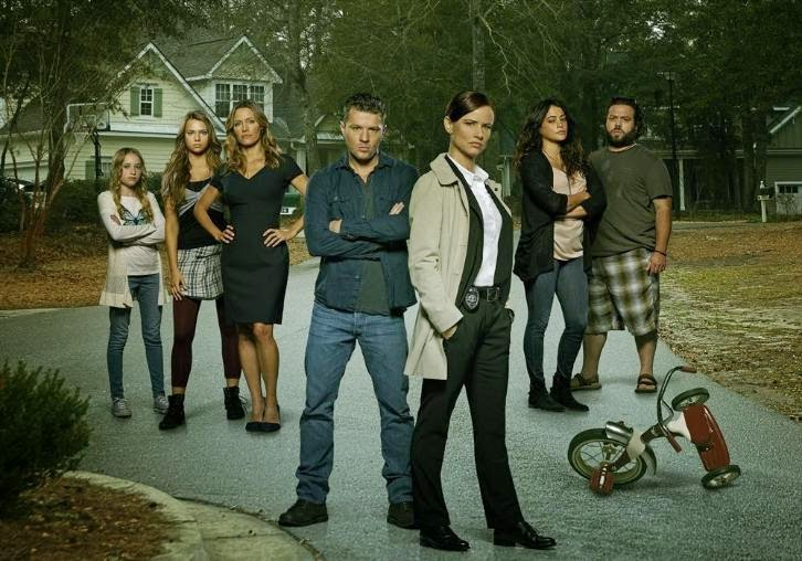 Secrets and Lies - Season 1 - Full Set of Cast Promotional Photos