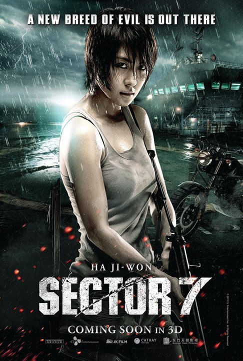 Sector 7 2011 720p BluRay x264 [Dual Audio][Hindi][Korean]…Hon3y 1.1Gb