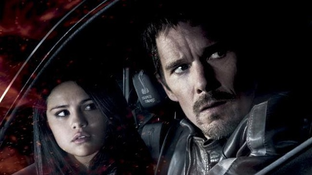 Press Conference Interview With Ethan Hawke, Selena Gomez, And Courtney Solomon On Getaway
