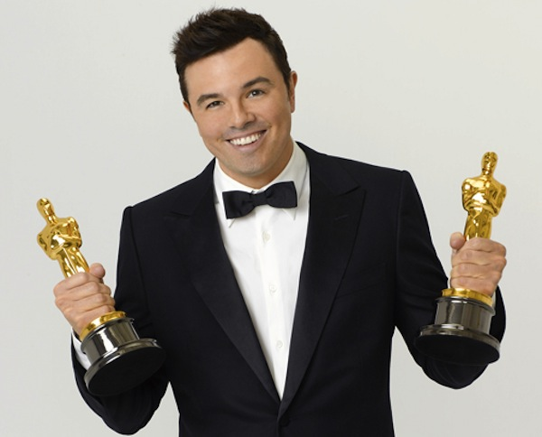 Seth MacFarlane 5 Things That Would Make This Sunday's Academy Awards Not Completely Terrible