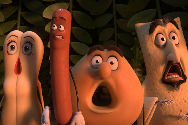 Seth Rogen And Evan Goldberg To Bring R-Rated Animation Sausage Party To SXSW