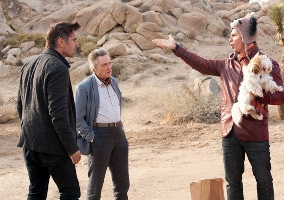 Seven Psychopaths Seven Psychopaths Blu Ray Review