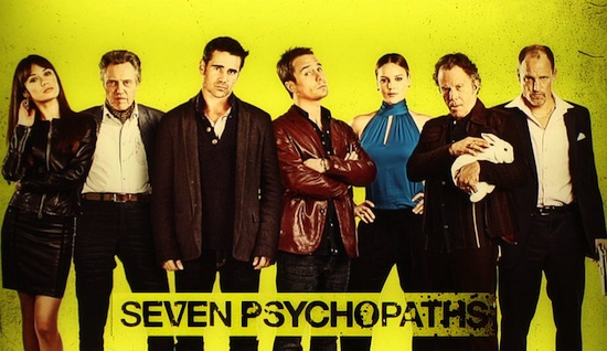 Seven Psychopaths1 Fall Movie Preview Spectacular! Part 2   The Films Of October