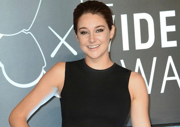 Shailene Woodley Could Be Cast Adrift For Baltasar Kormakur