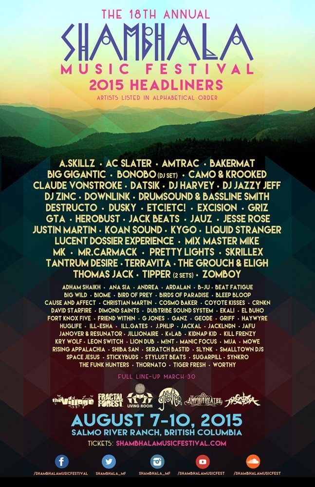 Shambhala Music Festival Proves Smaller Is Better