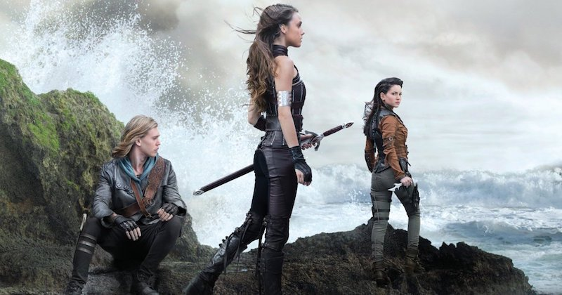 In Defense Of MTV's Ludicrous, Cheesy, Brilliant Mess: The Shannara Chronicles