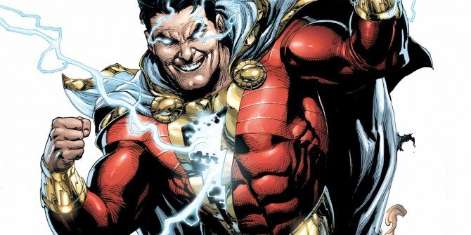 John Cena Rumored to Be Up For Lead Role in DC's Shazam!