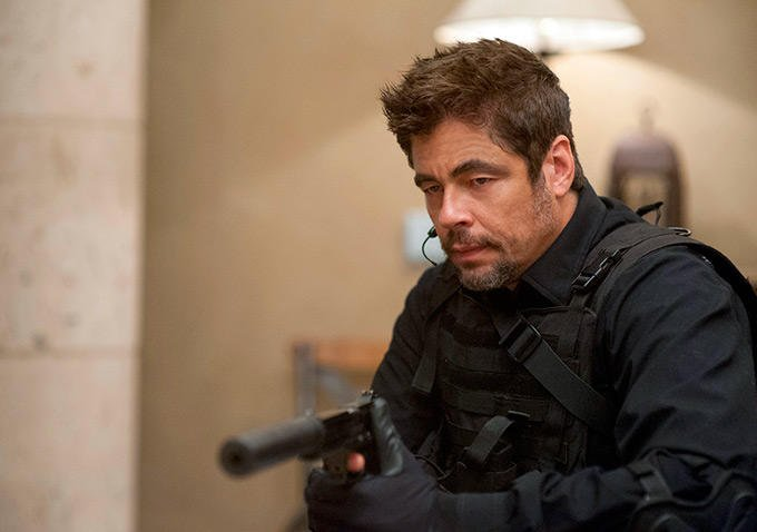"Soldado Billed As Sicario ""On Steroids"""