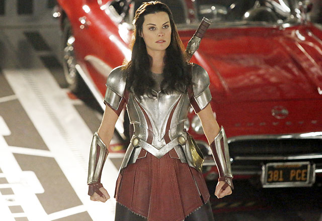 First Image Of Lady Sif In Marvel's Agents Of S.H.I.E.L.D. Revealed
