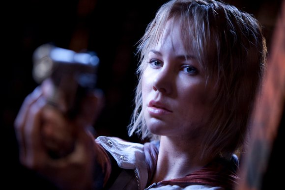 New Poster For Silent Hill: Revelation 3D Features Nutty Nurse