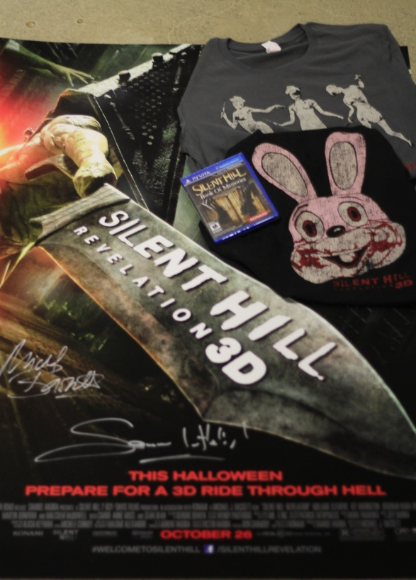CONTEST: Win Silent Hill: Revelation 3D Prize Pack