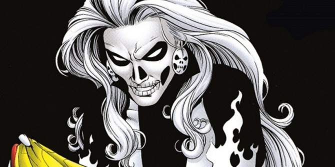 First Look At Silver Banshee In Upcoming Crossover Between Supergirl And The Flash
