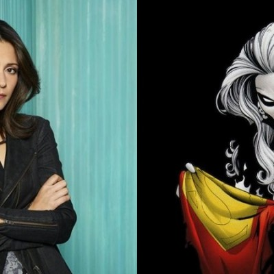 'Italia Ricci To Play Silver Banshee In Supergirl Season 1' from the web at 'http://cdn.wegotthiscovered.com/wp-content/uploads/Silver-Banshee-400x400.jpg'