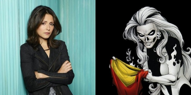 First Official Look At Italia Ricci As Silver Banshee In Supergirl