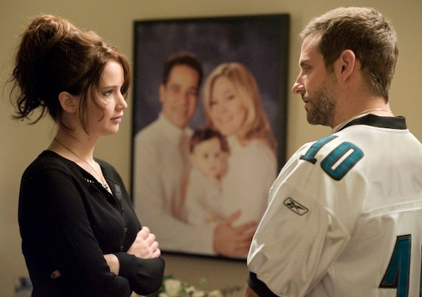 Silver Linings Playbook Bradley Cooper Jennifer Lawrence The Top 10 Films Of 2012