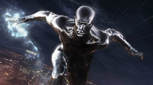 There were quite a few things wrong with 2007's Fantastic Four: Rise of the Silver Surfer, but the look of the titular and iconic shiny hero wasn't one of them. The look itself isn't hard to pull off (especially with CGI), but I give director Tim Story credit for not trying to ground the character in some sort of reality or resort to any half measures in adapting Silver Surfer. Too bad he didn't employ the same amount of confidence with Galactus...