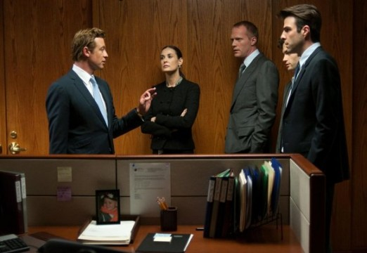 Second Look: Margin Call, Away We Go, Control And More (Episode 4)