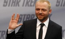Simon Pegg Bound For OASIS And Steven Spielberg's Ready Player One