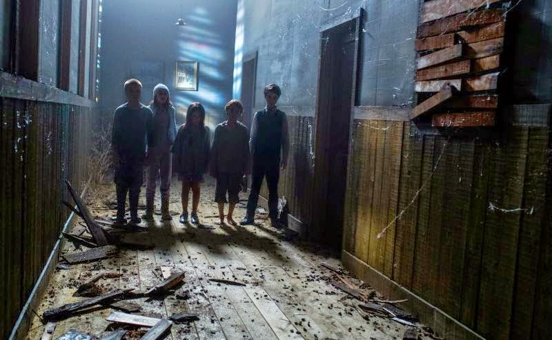 CONTEST: New Year, New Fear With The Visit, Sinister 2 And The Green Inferno Blu-Ray Prize Pack