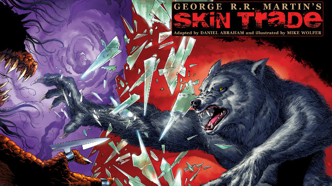 Cinemax Snaps Up Rights For George R.R. Martin's Werewolf Series Skin Trade
