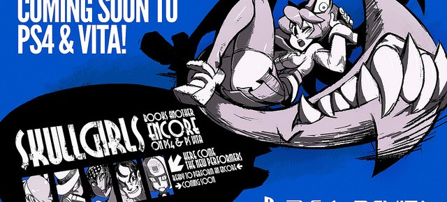 Skullgirls Encore Battles Its Way Onto PS4 And Vita