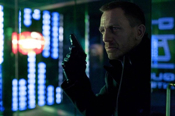 %name Skyfall Blu Ray Review