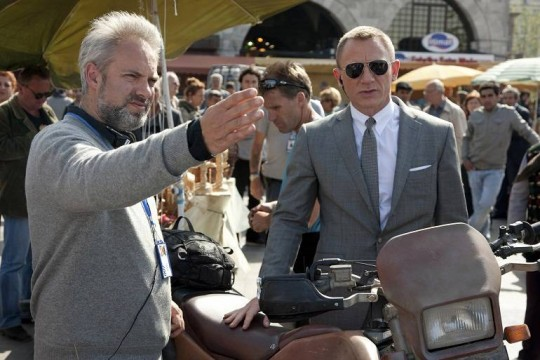 Sam Mendes Will Direct Bond 24