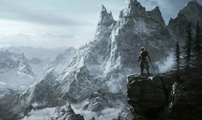 Skyrim Are Open World Games Set To Become The New First Person Shooters?