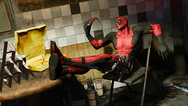 Deadpool's Game Will Remain Critically Insane