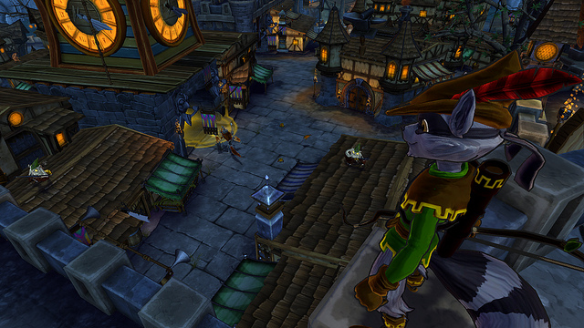 Sly Cooper: Thieves In Time Confirmed For PS Vita