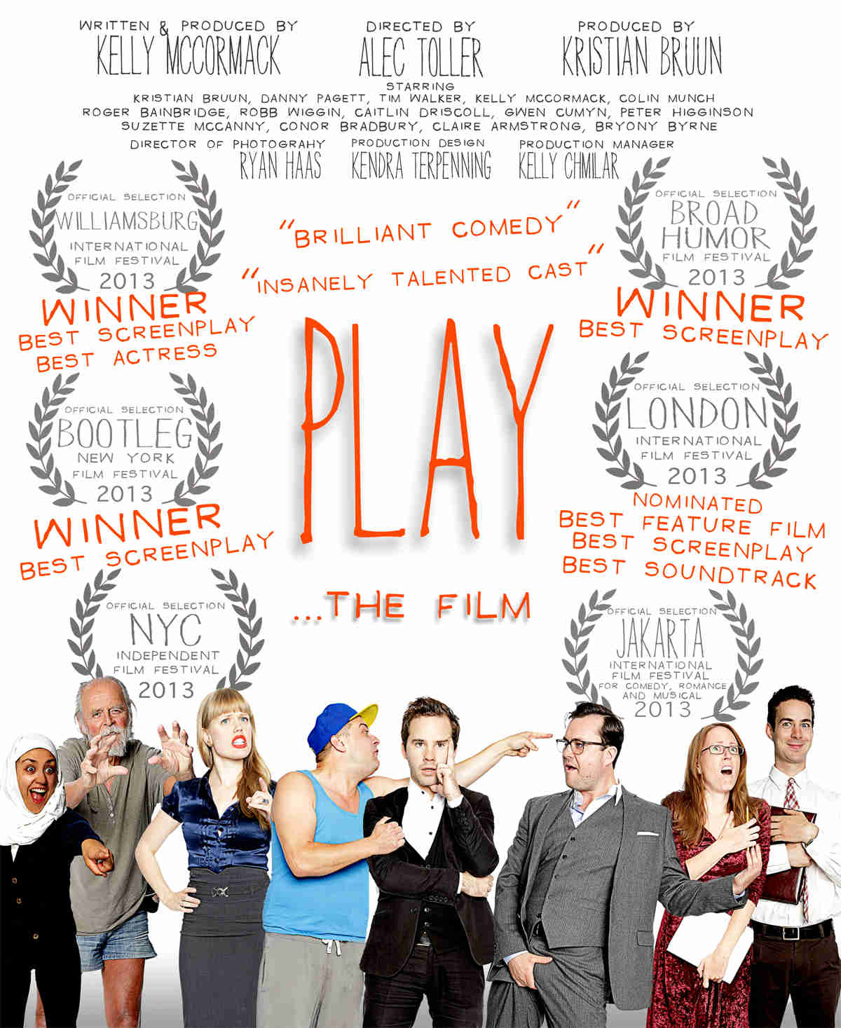 Play The Film Review