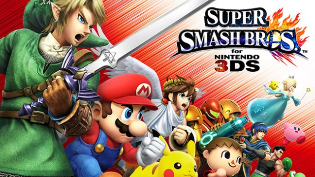 Super Smash Bros. (3DS) Review