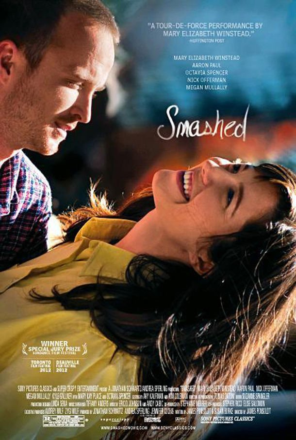 Smashed Review [TIFF 2012]