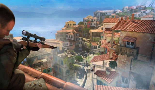 Sniper Elite 4 Screenshot 1