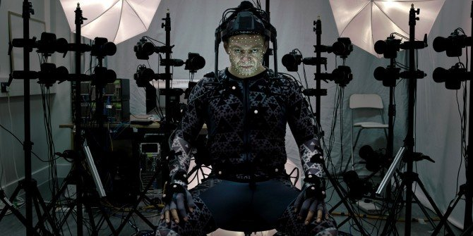Andy Serkis Drops More Details About Snoke In Star Wars: The Force Awakens