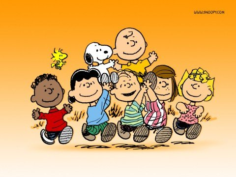 Charlie Brown And The Peanuts Gang To Hit The Big Screen