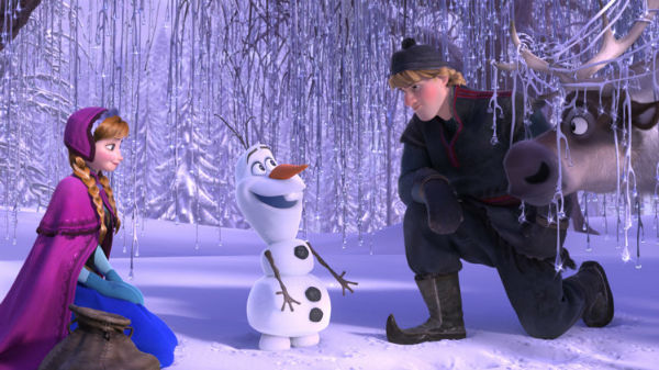 Disney's Frozen Has A New Trailer, So Why Not Chill Out And Watch It?