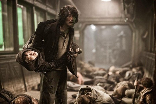 Scope Out First Footage Of A Wintry Apocalypse In Snowpiercer
