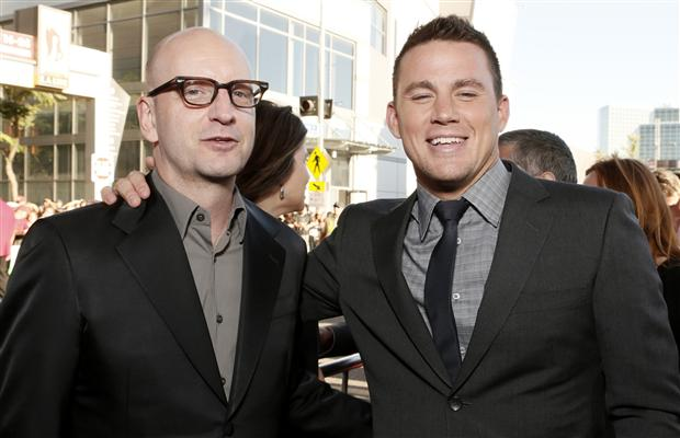 Steven Soderbergh May Cut Film Retirement Short To Direct Channing Tatum In Lucky Logan