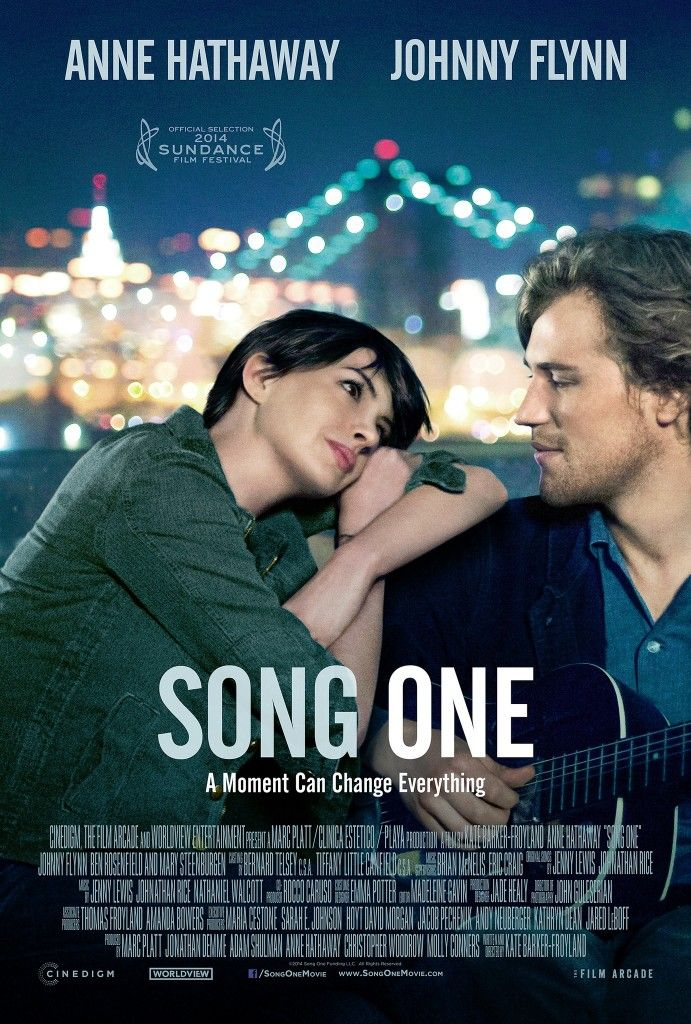 Song One Poster Song One Review