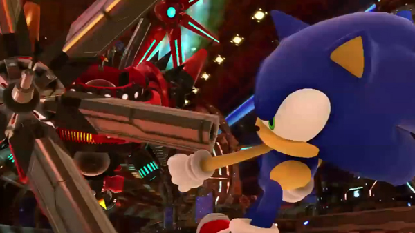 Sonic Generations Egg Dragoon Sonic Generations Review