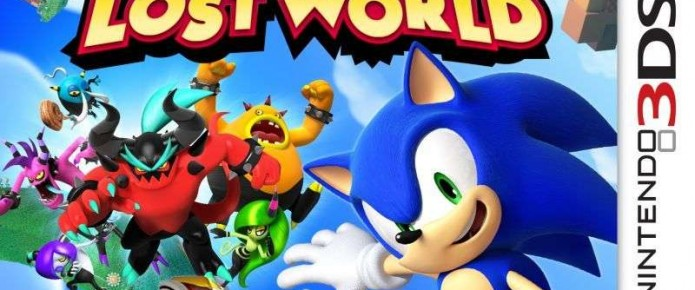 Sonic: Lost World (3DS) Review