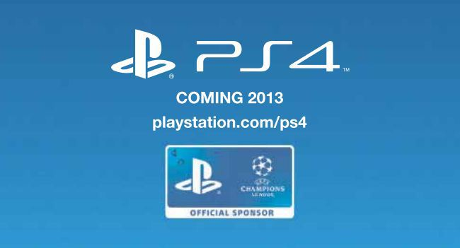 Playstation 4 Is Coming To Europe In 2013 After All