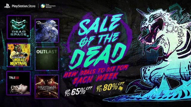 Sony Welcomes Halloween With Open Arms With Massive Discounts Across PS Store