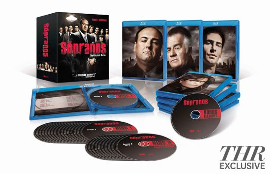 The Sopranos Blu-Ray Set Announced For November Release