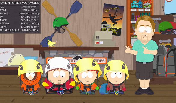South Park Season 16-06 'I Should Have Never Gone Ziplining' Recap