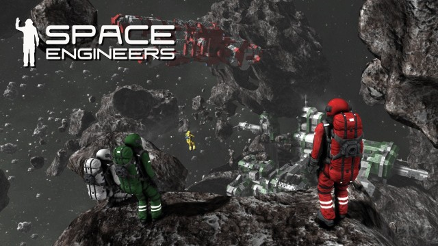 Steam Early Access Title Space Engineers Sells 1M Copies